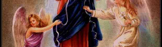 Novéna k Panně Marii rozvazující uzly 2.den