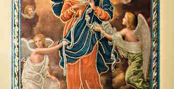 Novéna k Panně Marii rozvazující uzly 5.den