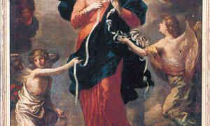 Novéna k Panně Marii rozvazující uzly 6.den